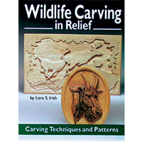 Carving Wild Life In Relief Book