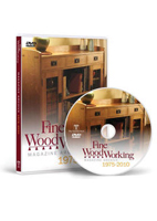 Fine Woodworking 1975 to 2010 Archive DVD-ROM