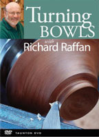 Turning Bowls by Richard Raffan - DVD