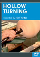 Hollow Turning by John Gordan - DVD