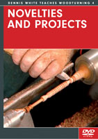 Novelties and Projects with Dennis White DVD