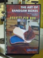 The Art of Bandsaw Boxes