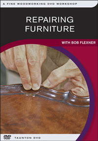Repairing Furniture - DVD