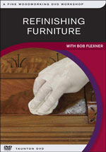 Refinishing Furniture - DVD
