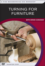 Turning for Furniture - DVD