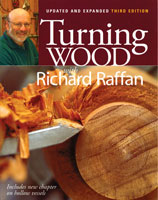 The New Turning Wood by Richard Raffan - DVD