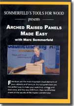 Arched Raised Panel Doors