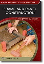 Image of Frame and Panel Construction DVD