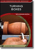 Image of Turning Boxes DVD