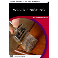 Wood Finishing by Frank Klauz