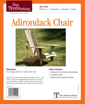 Remarkable Fine Woodworking Full Size Plans Theyellowbook Wood Chair Design Ideas Theyellowbookinfo