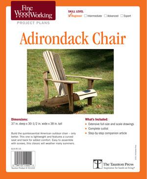 Groovy Fine Woodworking Full Size Plans Creativecarmelina Interior Chair Design Creativecarmelinacom