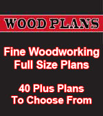 Fine Woodworkin Full Size Woodworking Plans
