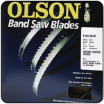 Link to Olsons Standard Bandsaw Blades