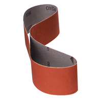 Robert Sorby Aluminum Oxide Belts for Carbon Steel